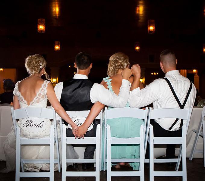 rola świadków na weselu